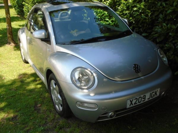used VW Beetle 8v 3dr in witham-essex