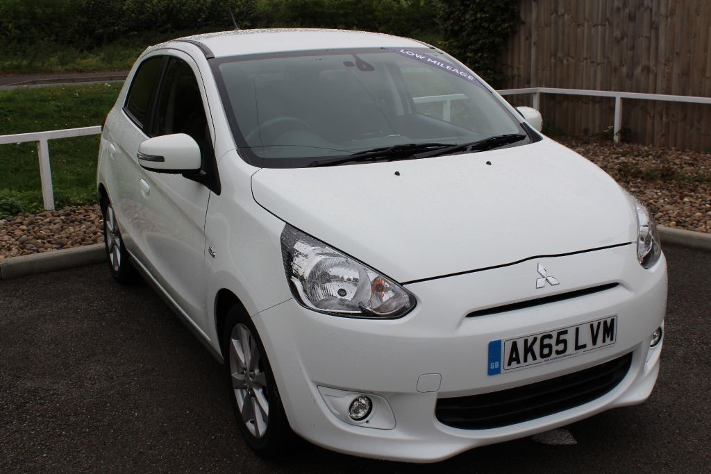 used Mitsubishi Mirage ATTIVO in in-lowdham