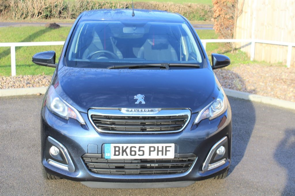 Peugeot 108 for sale