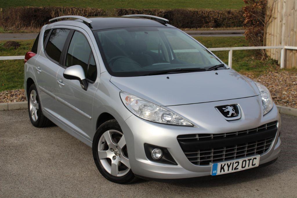 used Peugeot 207 SW ALLURE in in-lowdham