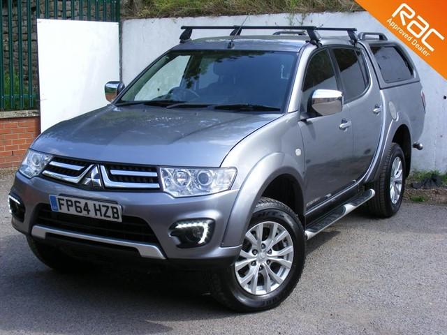 Mitsubishi L200 for sale