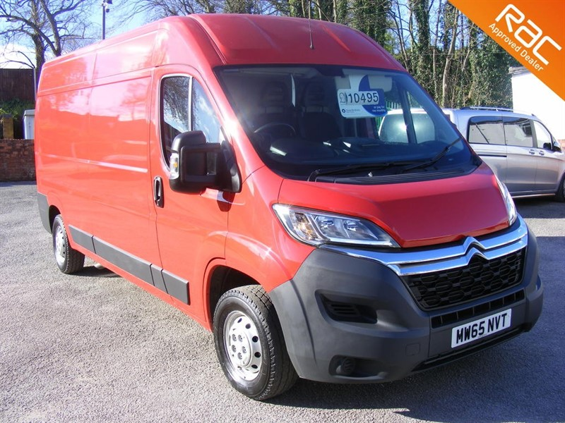 used Citroen Relay 35 L3H2 ENTERPRISE HDI in nottinghamshire