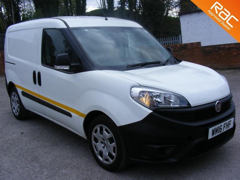used Fiat Doblo 16V ACTIVE MULTIJET COMBI in nottinghamshire
