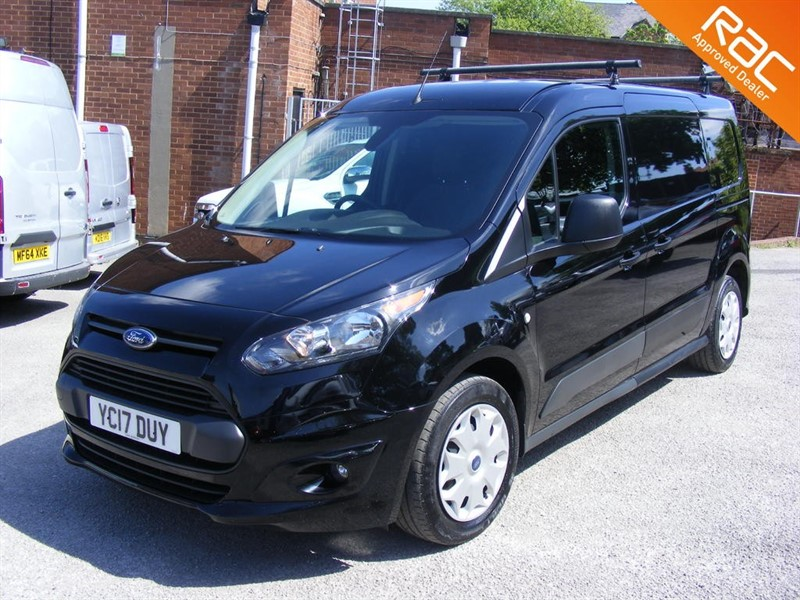 used Ford Transit Connect 230 DCIV in nottinghamshire