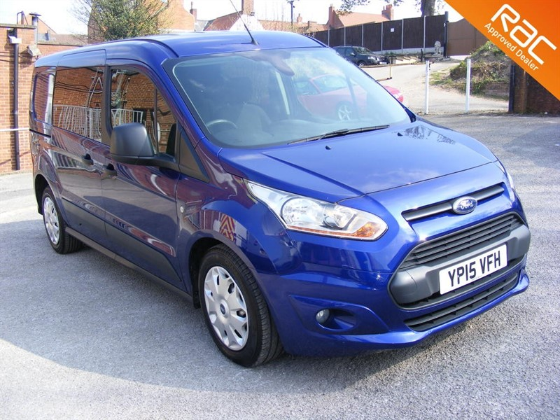used Ford Transit Connect 230 TREND DCB in nottinghamshire