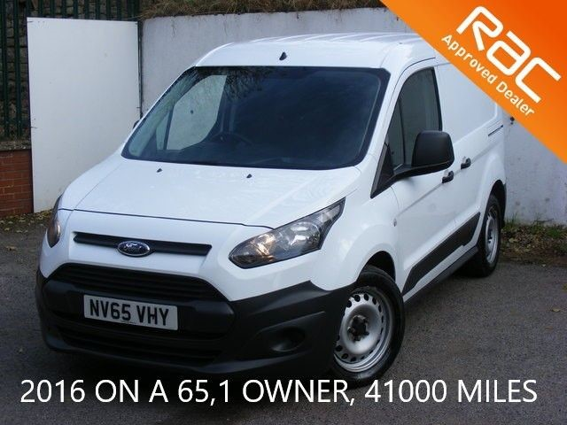used Ford Transit Connect 1.6 TDCi L1 200 Panel Van 4dr,1 OWNER,DAB,BLUETOOTH in nottinghamshire