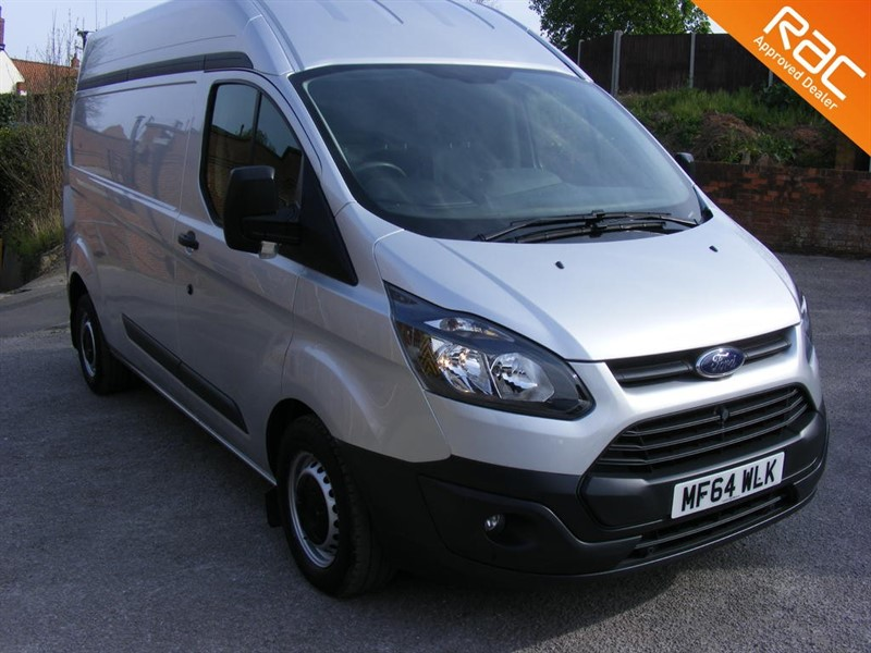 used Ford Transit Custom 2.2 TDCi 310 L2H2 in nottinghamshire