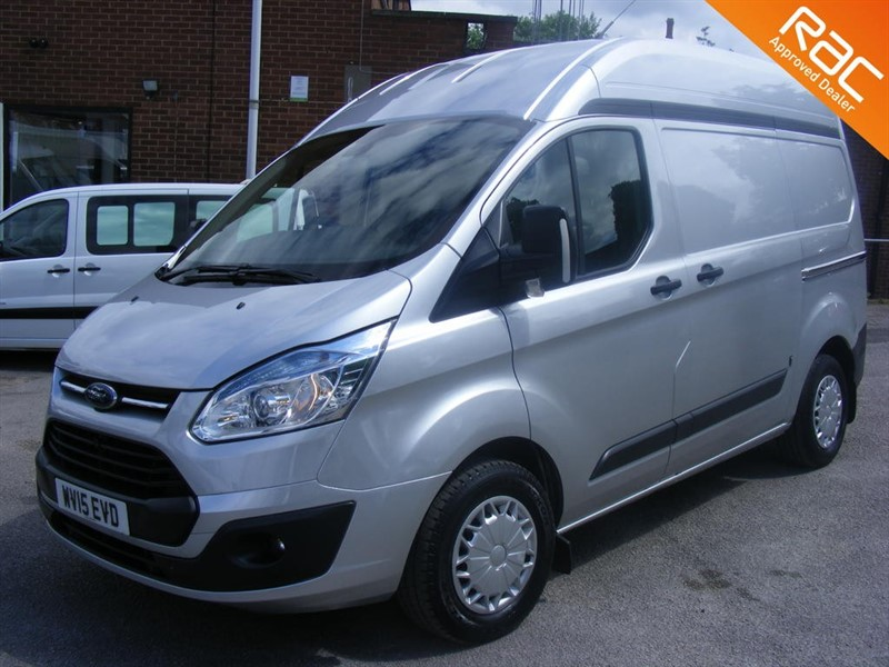 used Ford Transit Custom 310 TREND LR P/V in nottinghamshire