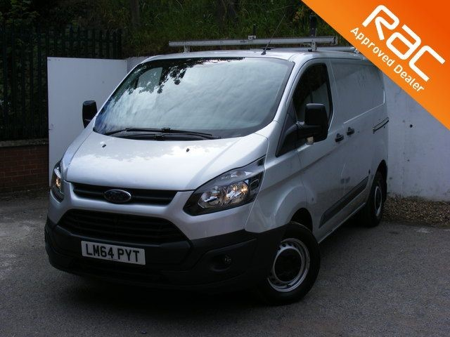 used Ford Transit Custom 2.2 TDCi ECOnetic 270 L1H2,AIRCON,PARKING SENSORS (FRONT & REAR), B.TOOTH in nottinghamshire