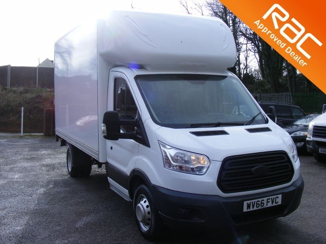 used Ford Transit Ford Transit 2.2 TDCi 350 L4H1 Luton RWD DRW in nottinghamshire