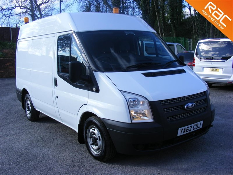 used Ford Transit 280 SWB HIGH ROOF WORKSHOP VAN in nottinghamshire
