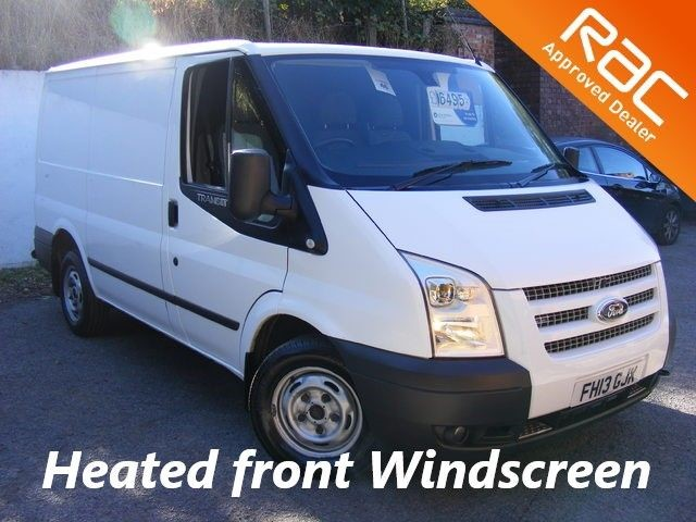 used Ford Transit 280 TREND FWD SWB WITH HEATERED FRONT SCREEN AND ELECTRIC PACK in nottinghamshire