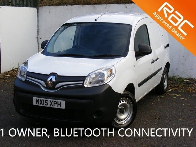 used Renault Kangoo 1.5 dCi eco2 ML19 75 Phase 2 Panel Van, 1 OWNER, BLUETOOTH, AUX/USB in nottinghamshire