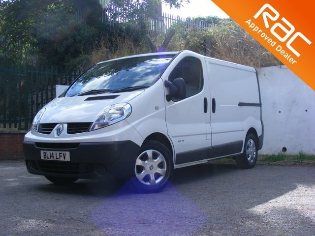 used Renault Trafic SL29 DCI S/R P/V in nottinghamshire
