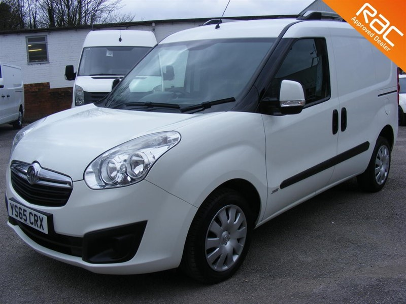 used Vauxhall Combo 2300 L1H1 CDTI S/S SPORTIVE in nottinghamshire