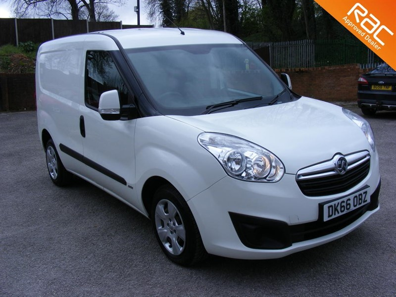 used Vauxhall Combo 2000 L1H1 CDTI SPORTIVE in nottinghamshire