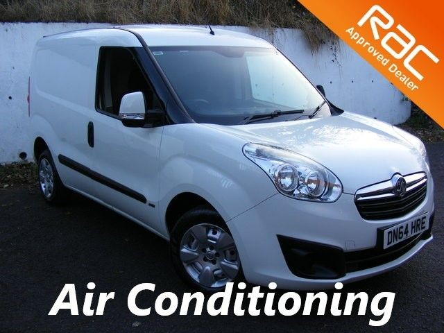used Vauxhall Combo 2000 L1H1 CDTI SPORTIVE WITH AIR CONDITIONING AND REV CAMERA in nottinghamshire