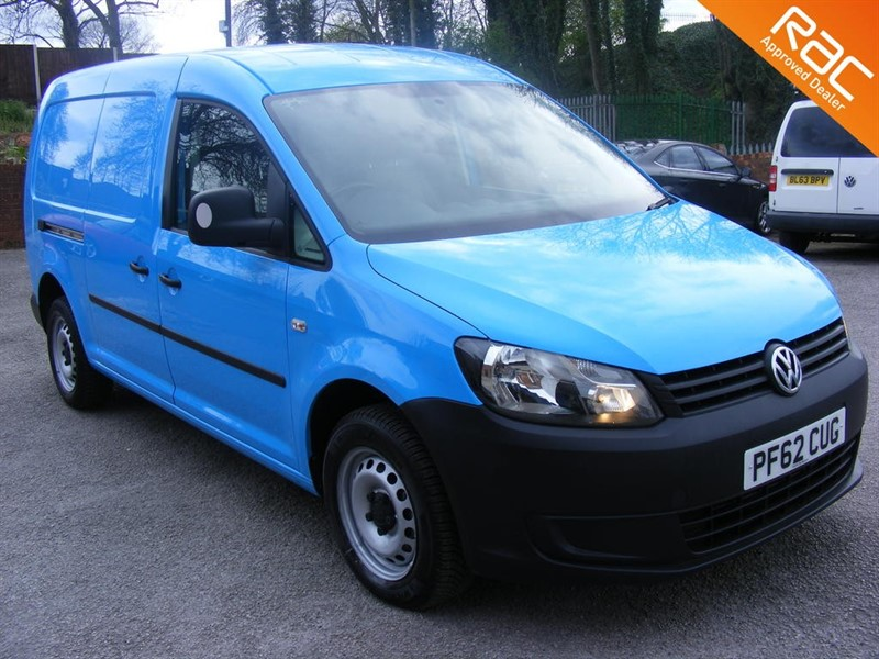 used VW Caddy Maxi C20 TDI STARTLINE in nottinghamshire