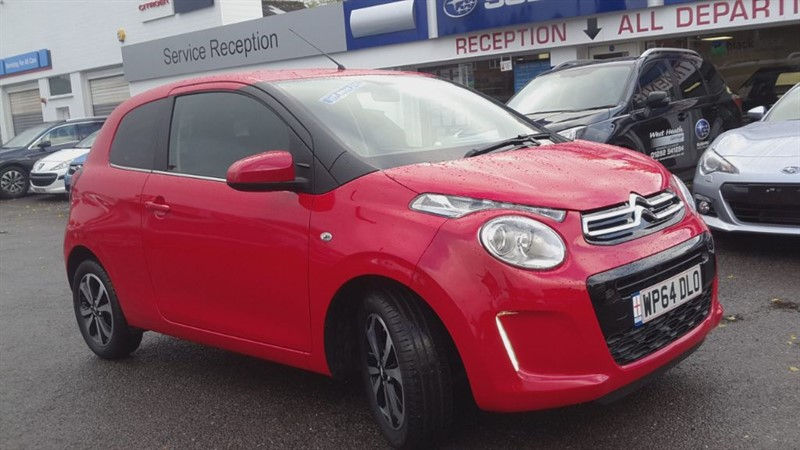 used Citroen C1 FLAIR in hampshire