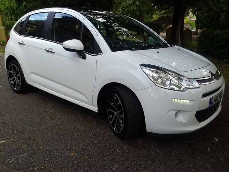 used Citroen C3 SELECTION in hampshire