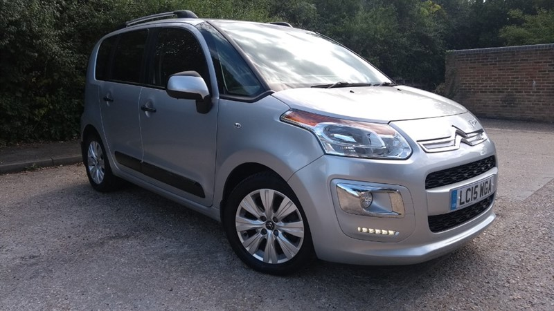 used Citroen C3 Picasso HDi Exclusive 115bhp in hampshire