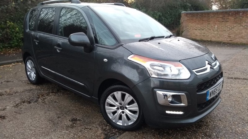 used Citroen C3 Picasso Blue HDi Exclusive in hampshire