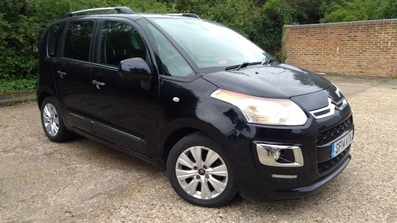 used Citroen C3 Picasso EXCLUSIVE EGS in hampshire