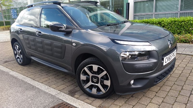 used Citroen C4 Cactus PureTech Flair Stop/Start in hampshire