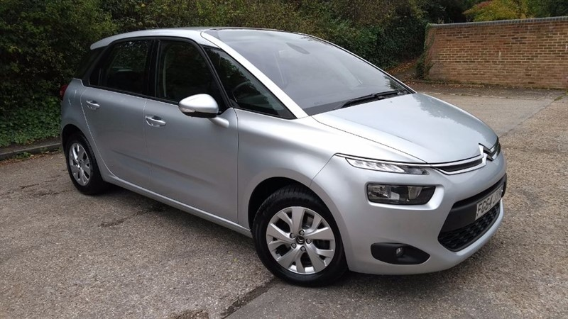 used Citroen C4 Picasso HDI VTR PLUS in hampshire