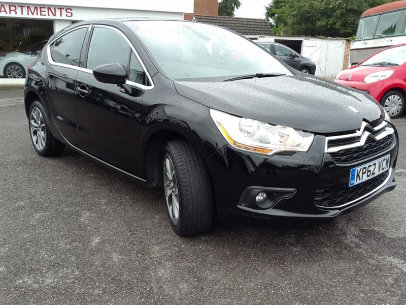 used Citroen DS4 E-HDI DSTYLE AIRDREAM in hampshire