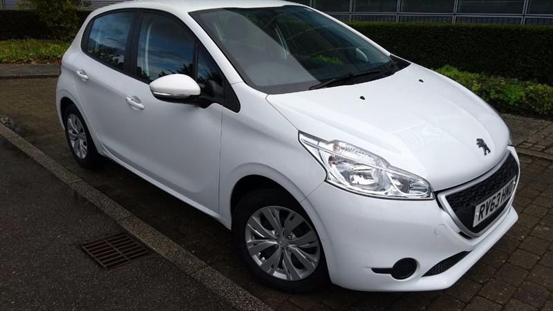 used Peugeot 208 ACCESS PLUS in hampshire