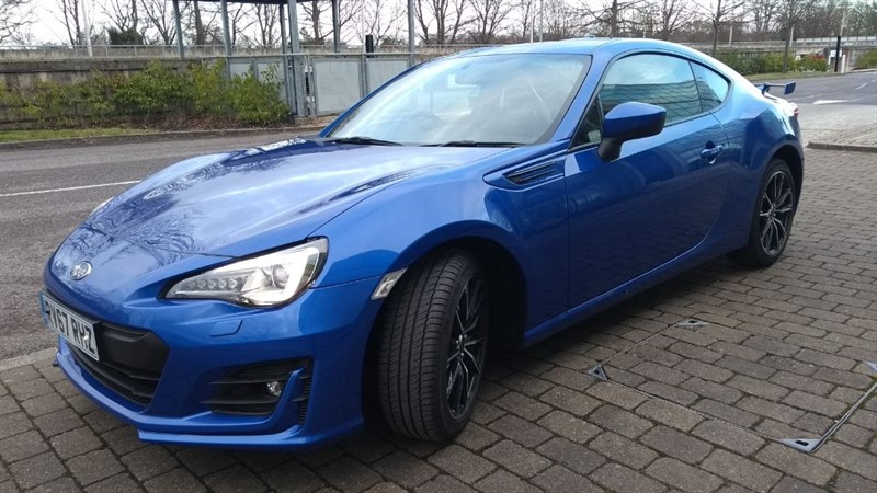 used Subaru BRZ SE LUX in hampshire