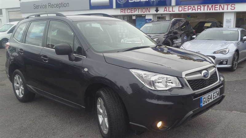 used Subaru Forester D X in hampshire