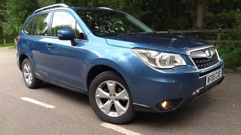 used Subaru Forester I XE in hampshire