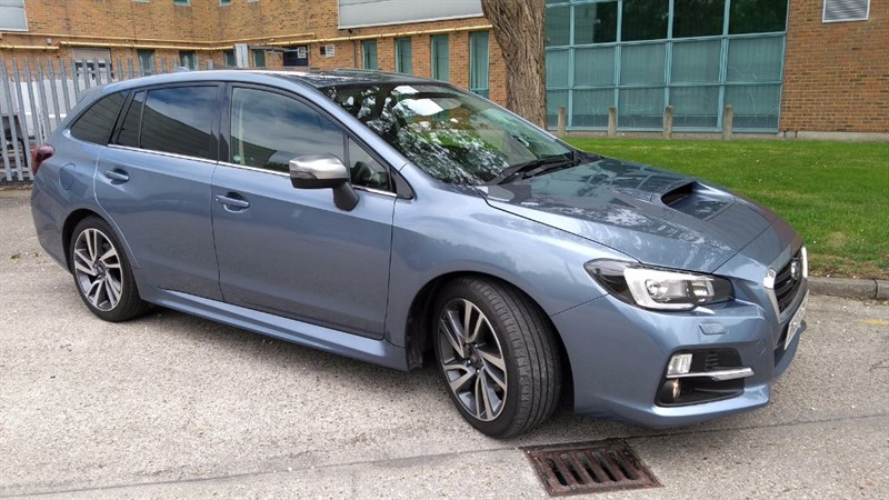 used Subaru Levorg GT  in hampshire