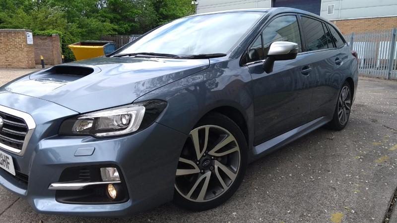 used Subaru Levorg GT  in hampshire