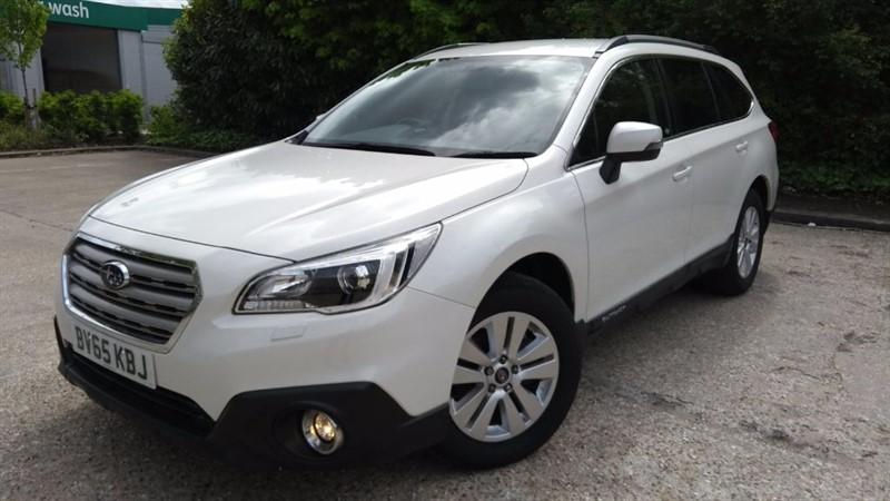 used Subaru Outback D SE in hampshire