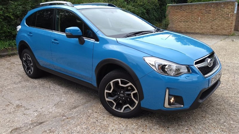 used Subaru XV D SE in hampshire