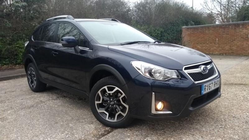 used Subaru XV I SE PREMIUM in hampshire