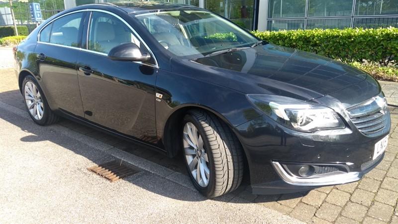 used Vauxhall Insignia ELITE NAV CDTI ECOFLEX S/S in hampshire