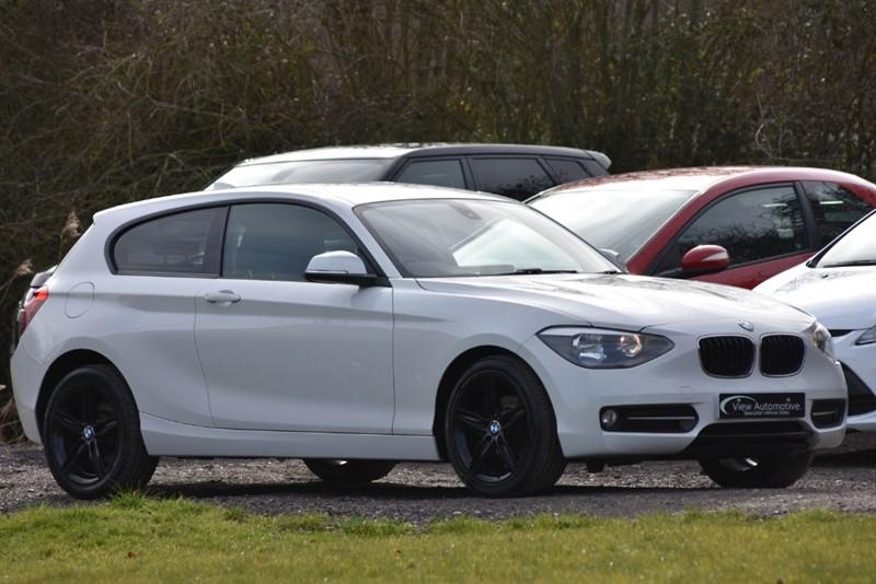 used BMW 114i 114I SPORT in essex