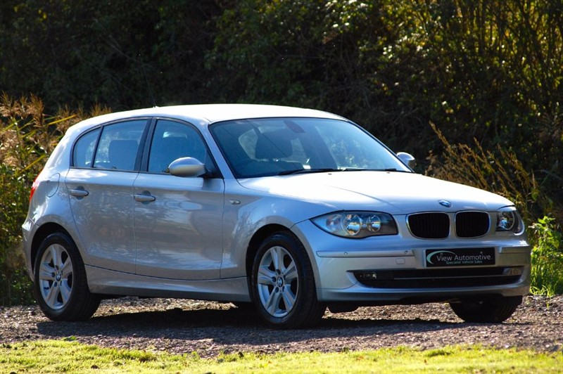 used BMW 116i 2009/09 116I 5DOOR PETROL MANUAL in essex