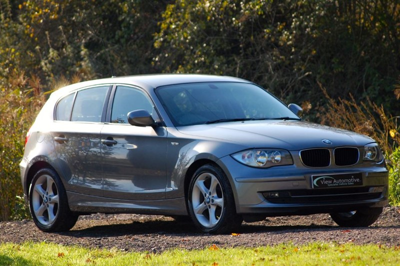 used BMW 116i 116I SPORT 5 DOOR in essex