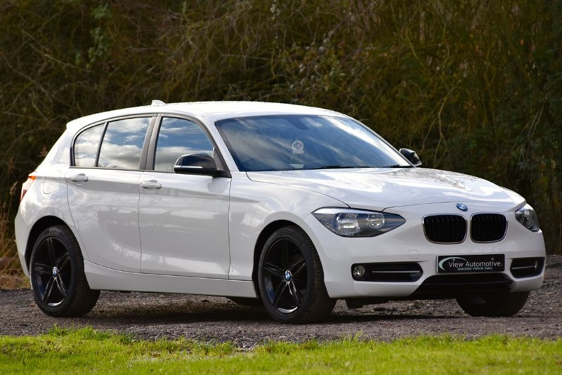 used BMW 116i 2012/12 116i SPORT in essex