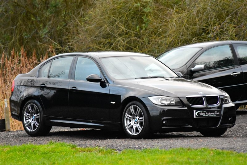 used BMW 320d 3008/08 320DM SPORT in essex