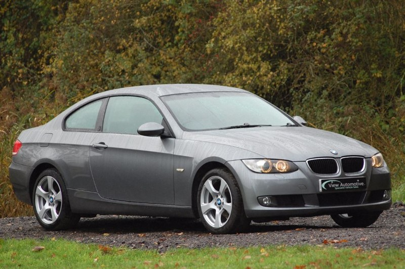 used BMW 320i 2007/07 320 SE COUPE in essex