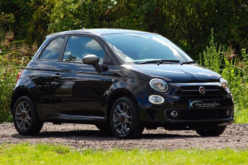 used Fiat 500 2016/66 1.2 S in essex