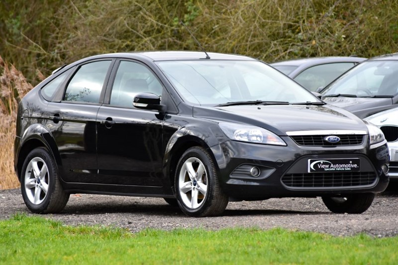 used Ford Focus 2009/59 1.8 ZETEC in essex