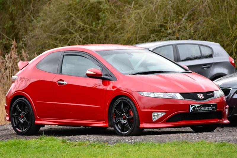 used Honda Civic 2008/58 I-VTEC TYPE-R GT in essex