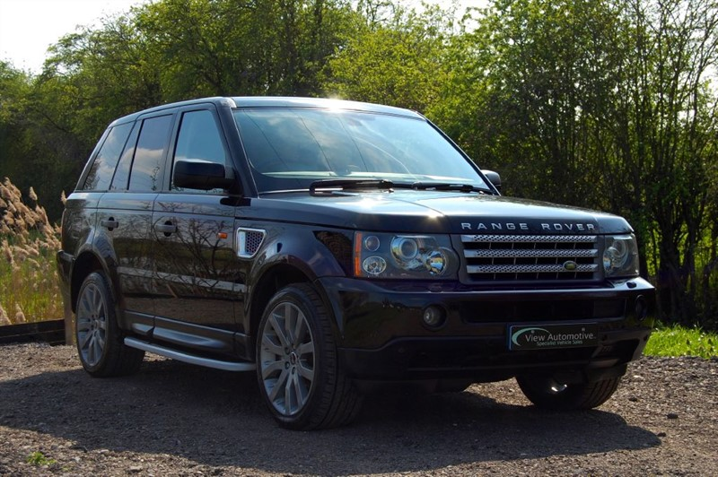 used Land Rover Range Rover Sport 2007/57 TDV8 SPORT HSE Auto in essex